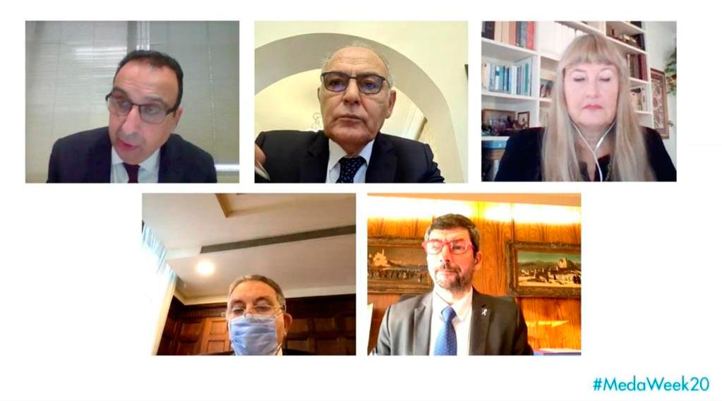El sector privado del Mediterráneo reúne en la Declaración de Barcelona suspropuestas